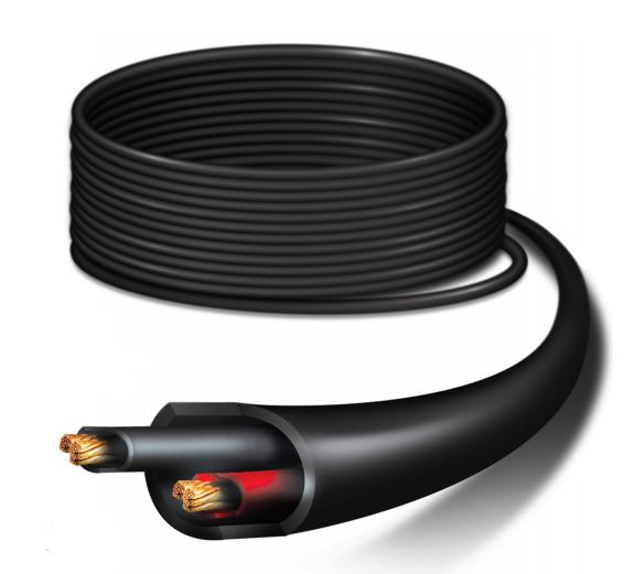 ubiquiti Силовой кабель PowerCable 12 (PC-12)