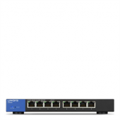 LINKSYS LGS308 8-PORT BUSINESS SMART GIGABIT SWITCH