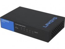 LINKSYS LGS105 5-PORT BUSINESS DESKTOP GIGABIT SWITCH