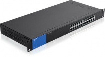 LINKSYS LGS124 24-PORT BUSINESS GIGABIT SWITCH