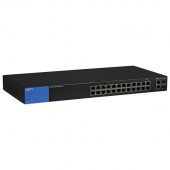 LINKSYS 26-Port Smart Gigabit Switch (LGS326)
