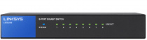 LINKSYS 8-Port Desktop Gigabit Switch (LGS108)