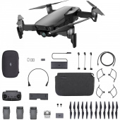 Квадрокоптер DJI MAVIC AIR Fly More Combo Onyx Black (CP.PT.00000159.01)