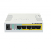 Mikrotik Cloud Smart Switch  CSS106-1G-4P-1S
