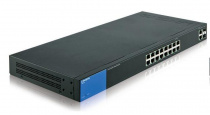 LINKSYS 18-Port Smart Gigabit PoE+ Switch (LGS318P)