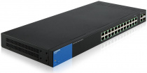 LINKSYS 26-Port Smart Gigabit PoE+ Switch (LGS326P)