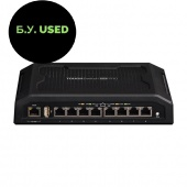 UBNT TOUGHSwitch PoE Pro (TS-8-PRO)-USED