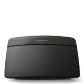 LINKSYS E1200, N300 Router w/ Fast Ethernet & Parental Control
